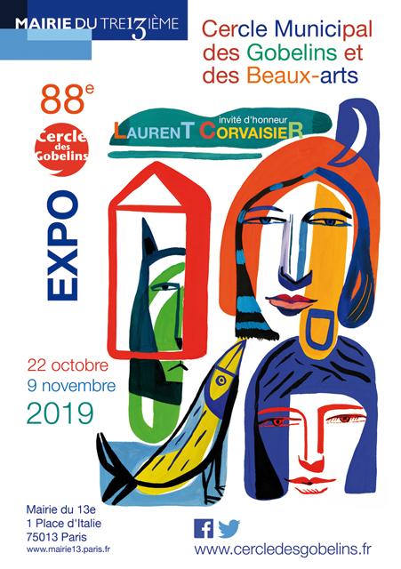 Annonce de l'exposition 2019